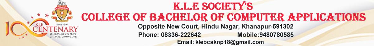 KLE Societys